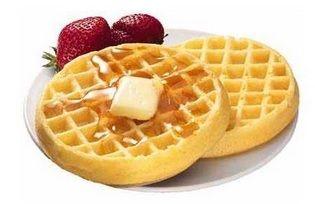 Waffle Clássico