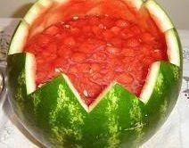 Ponche de melancia