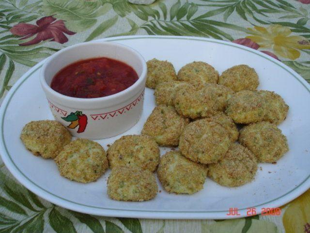Biscoitinhos de pimenta e queijo