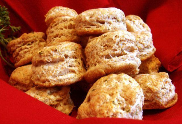 Biscoitos de ervas