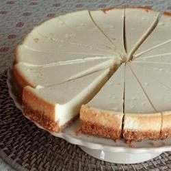 Torta de cream cheese
