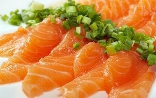 Sashimi de Tilápia