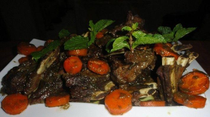 Molho de Hortelã (delicioso com carneiro)