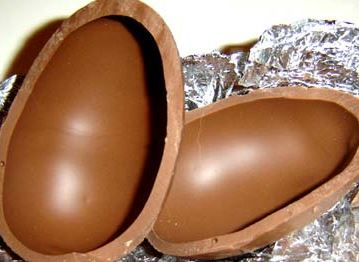 Ovo de Páscoa para Diabéticos