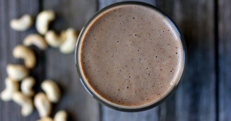Milkshake de Cappucino