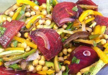 Salada do Mediterrâneo