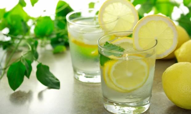 Raspadinha de limão