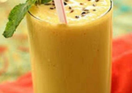Drink Gelado de Maracujá
