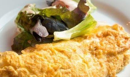 Omelete de Batata a Espanhola