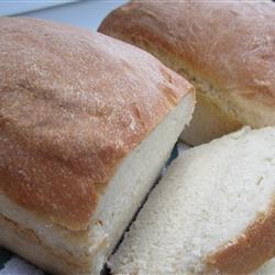 Pão de leite simples