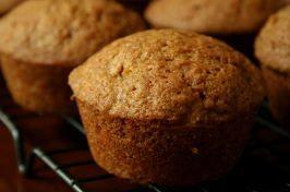 Muffins de abobrinha