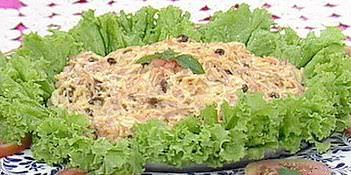 Salpicão de salsisha