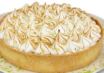 Torta Suspiro de Limão para Páscoa