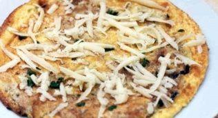Omelete com Batatas