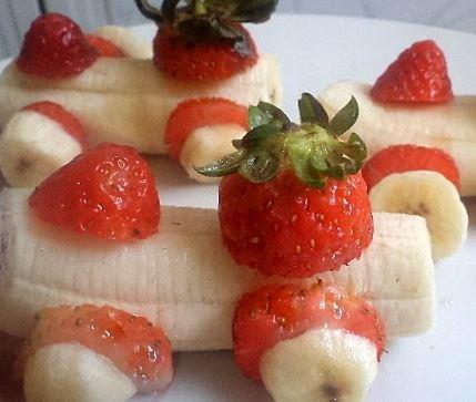 Carrinho de Frutas