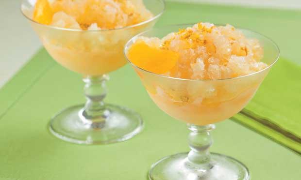 Raspadinha de laranja