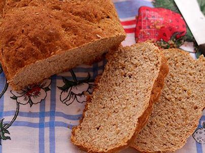 Pão com Fibras