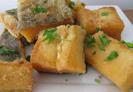 Bacalhau Frito