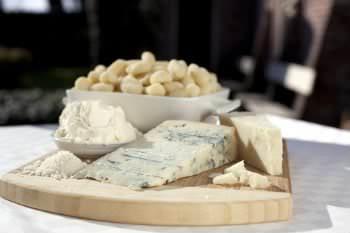 Molho branco quatro queijos