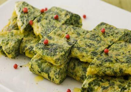 Omelete de Ervas