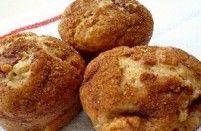 Muffins de Maçã