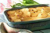 Velveeta com batatas gratinadas