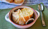 Sopa francesa de cebola