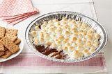 Marshmallows cremosos com bolacha