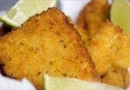 Filé de Peixe com Limão e Curry