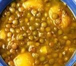 Sopa de Lentilhas e Damasco