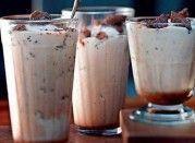 Milk Shake com Biscoito Recheado