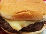 Hamburguer Caseiro de Carne com Bacon