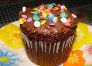 Cupcake nega Maluca
